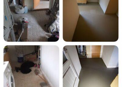 Blandede murerarbejde